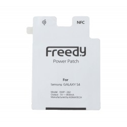 Freedy Power Patch Galaxy S4 receptor incarcare wireless