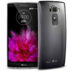 Husa LG G Flex 2 Ringke SLIM CRYSTAL TRANSPARENT+BONUS folie protectie display Ringke