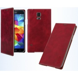 Husa Galaxy S4 Arium Mustang Flip Book Battery Cover rosu