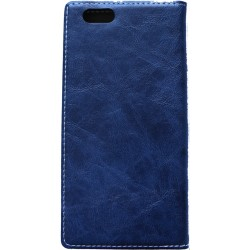 Husa iPhone 6 Arium Buffalo Flip View albastru navy