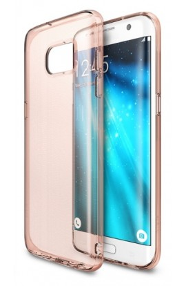 Husa Samsung Galaxy S7 EDGE Ringke AIR ROSE GOLD