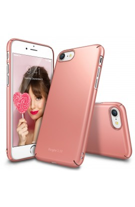 Husa iPhone 7 Ringke Slim ROSE GOLD