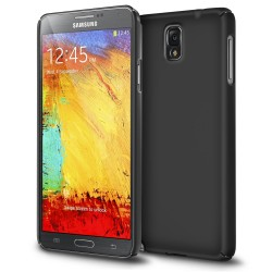 Husa Samsung Galaxy Note 3 Ringke SLIM SF BLACK + BONUS folie protectie display Ringke