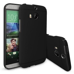 Husa HTC One M8 Ringke SLIM SF BLACK+BONUS folie protectie display Ringke