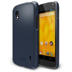 Husa Google Nexus 4 Ringke SLIM SF NAVY