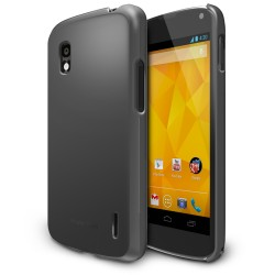 Husa Google Nexus 4 Ringke SLIM SF GREY