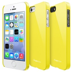 Husa iPhone 5/5s iPhone SE Ringke SLIM LF YELLOW