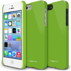 Husa iPhone 5/5s iPhone SE Ringke SLIM LF GREEN