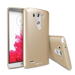 Ringke SLIM LG G3 ROYAL GOLD+BONUS Ringke® Invisible Defender Screen Protector