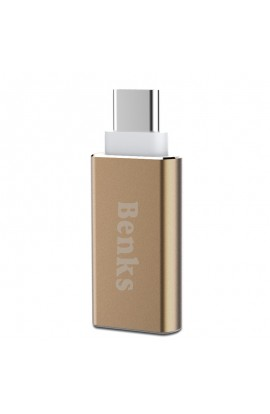 Adaptor USB-C USB 3.0 Benks AURIU