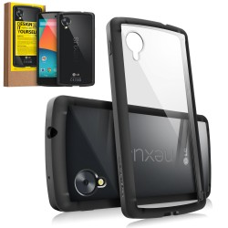 Ringke FUSION Google Nexus 5 BLACK+BONUS Ringke Invisible Defender Screen Protector