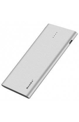 Baterie externa Benks E400C Made for iPhone 4000 mAh argintiu