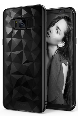 Husa Samsung Galaxy S8 Plus Ringke Prism Ink Black