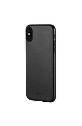 Husa iPhone X Lollipop NEGRU MAT