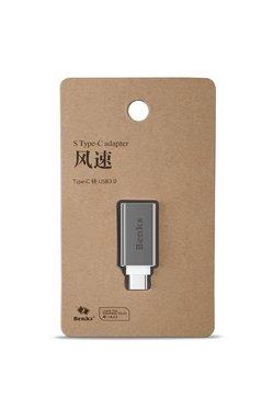 Adaptor USB-C USB 3.0 Benks Gri