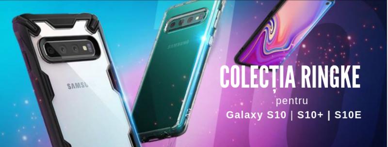 Huse Ringke pentru Galaxy S10