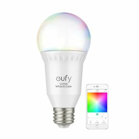 Bec Smart WiFi Eufy Lumos Smart Bulb E26 RGBW