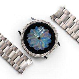 Bratara otel inoxidabil Ringke Samsung Galaxy Active 2 44mm Argintiu