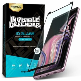 Folie sticla securizata Samsung Galaxy Note 9 Premium Ringke 3D Invisible Screen Defender