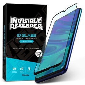 Folie sticla securizata Huawei P Smart 2019 Ringke 2.5D Premium Invisible Screen Defender