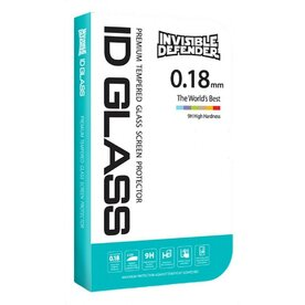 Folie sticla securizata iPhone 7 Plus tempered glass 9H 0,18 mm Ringke ID Glass
