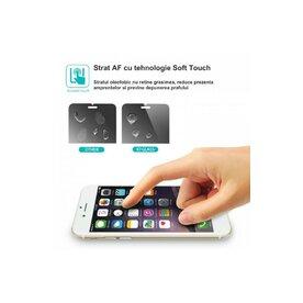 Folie sticla securizata iPhone 7 Plus tempered glass 9H 0,33 mm Ringke ID Glass