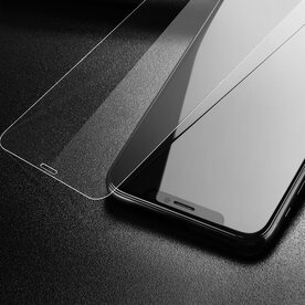 Folie sticla securizata premium 2.5D iPhone Xr tempered glass 9H 0,30 mm Benks OKR+