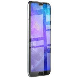 Folie sticla securizata premium full screen 3D Huawei P20 9H 0,33 mm Benks V-Pro NEGRU