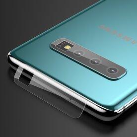 Folie sticla securizata premium Benks KR 0,15 mm pentru camera foto Samsung Galaxy S10/S10 Plus