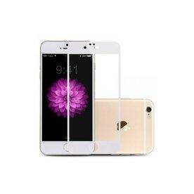 Folie sticla securizata premium full body PRO iPhone 6 Plus / 6s Plus tempered glass 9H 0,3 mm Benks ALB