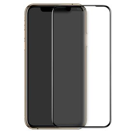 Folie sticla securizata premium full screen 3D frosted iPhone 11 Pro 0,30 mm Benks VPro+