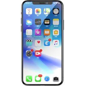 Folie sticla securizata premium full screen 3D iPhone Xr 9H 0.23 mm Benks X-Pro+ negru