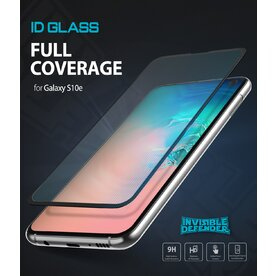 Folie sticla securizata Samsung Galaxy S10 Lite Premium Ringke 3D Invisible Screen Defender