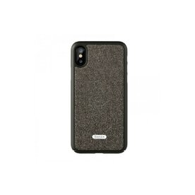 Husa Benks iPhone X/Xs Brownie negru