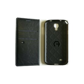 Husa Galaxy Note 4 Arium Boston Diary Book negru