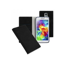 Husa Galaxy S4 Arium Boston Diary Book negru
