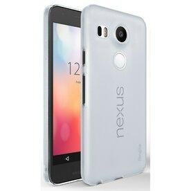 Husa Google Nexus 5X 2015 Ringke SLIM FROST GRI+BONUS folie protectie display Ringke