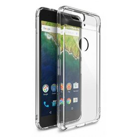 Husa Google Nexus 6P 2015 Ringke FUSION CRYSTAL VIEW + BONUS folie protectie display Ringke