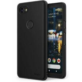 Husa Google Pixel 2 XL Ringke Slim Negru