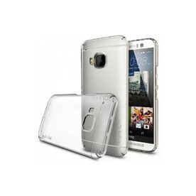 Husa HTC One M9 Ringke SLIM CRYSTAL TRANSPARENT+BONUS folie protectie display Ringke