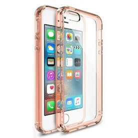 Husa iPhone 5/5s/SE Ringke FUSION ROSE GOLD