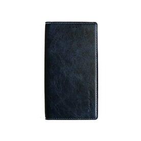 Husa iPhone 6 / 6s Arium Boston Diary Book albastru navy
