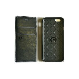 Husa iPhone 6 / 6s Arium Boston Diary Book negru