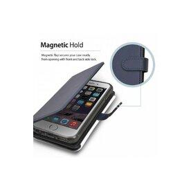 Husa iPhone 6 / iPhone 6s Ringke WALLET ALB ALBASTRU