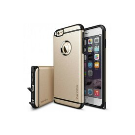 Husa iPhone 6 Plus / 6s Plus Ringke ARMOR MAX ROYAL GOLD+BONUS Ringke Invisible Defender Screen Protector
