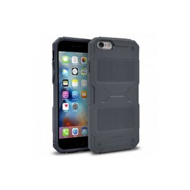 Husa iPhone 6 Plus / 6s Plus Ringke REBEL GREY + folie Ringke cadou