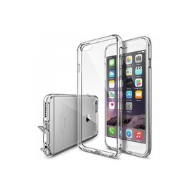 Husa iPhone 6 Plus / iPhone 6s Plus Ringke FUSION  Crystal View+BONUS Ringke Invisible Defender Screen Protector