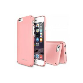 Husa iPhone 6 Ringke SLIM PINK +BONUS folie protectie display Ringke
