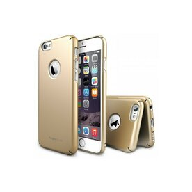Husa iPhone 6 Ringke SLIM ROYAL GOLD LOGO CUT