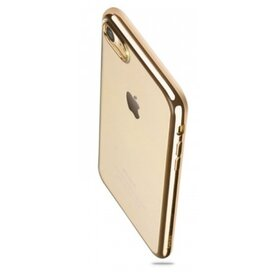 Husa iPhone 7 / iPhone 8 / iPhone SE 2 Benks Magic Glitz TRANSPARENT-AURIU